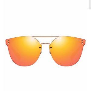 White Fox Veux Sunglasses